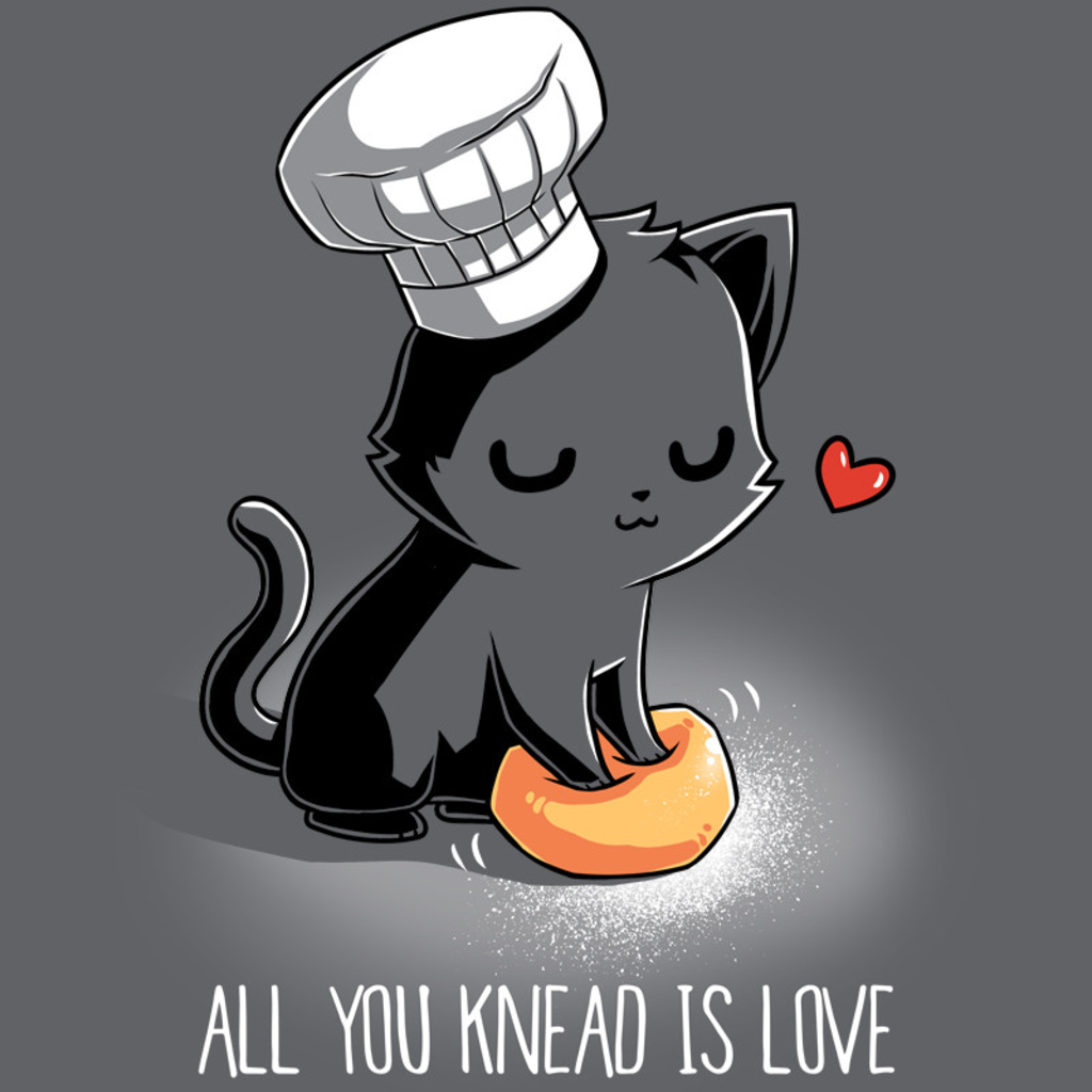 TeeTurtle: All You Knead Is Love