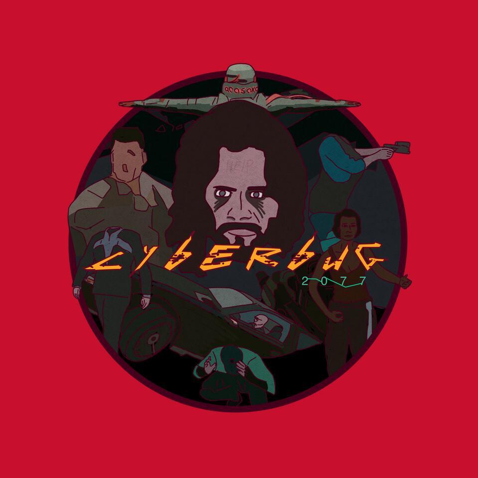 TeeFury: Cyberbug