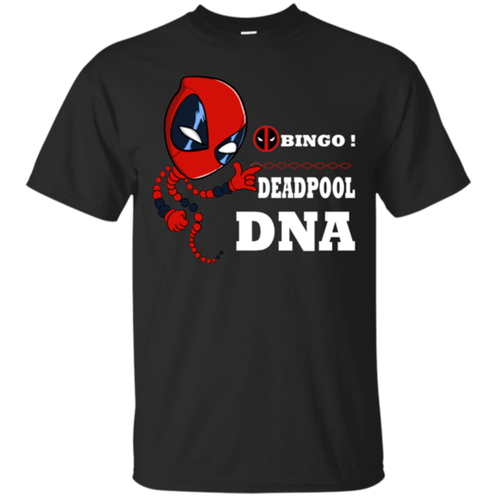 Pop-Up Tee: Bingo Deadpool