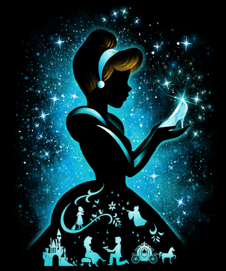 Qwertee: Dreams are Wishes