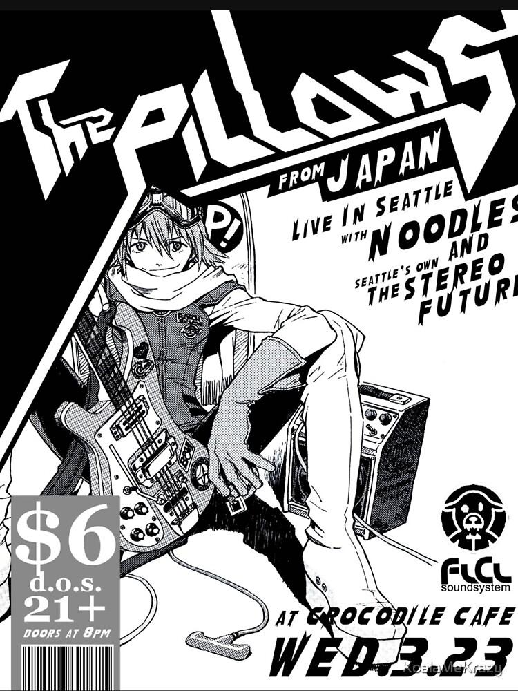 RedBubble: Flcl The Pillows Live