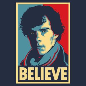 Olyfant: Believe in Sherlock