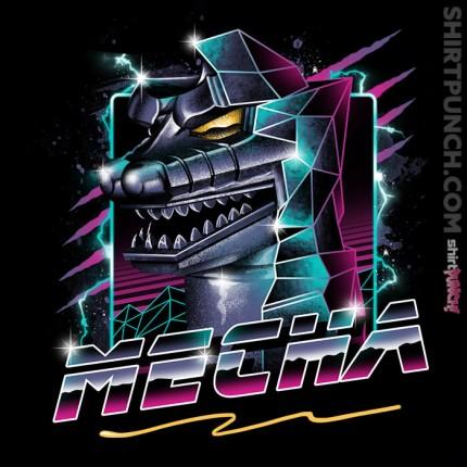 ShirtPunch: Rad Mech Kaiju