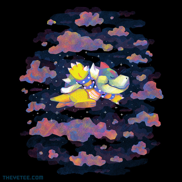 The Yetee: So Long, Gay Bowser