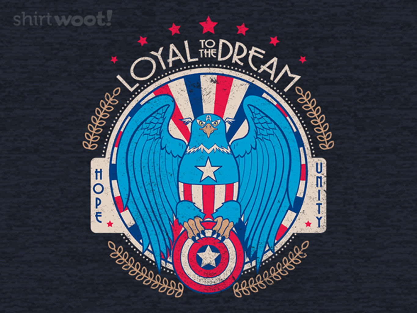 Woot!: Loyalty to the Dream