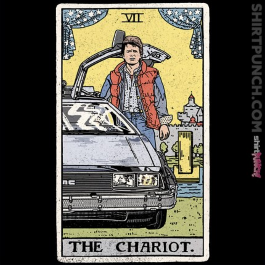 ShirtPunch: The Chariot