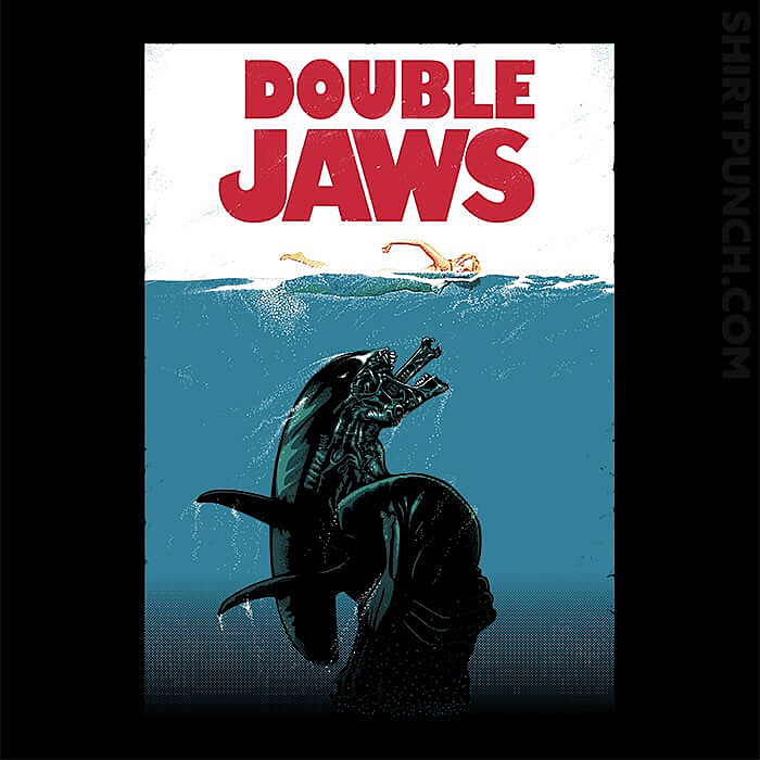 ShirtPunch: Double Jaws