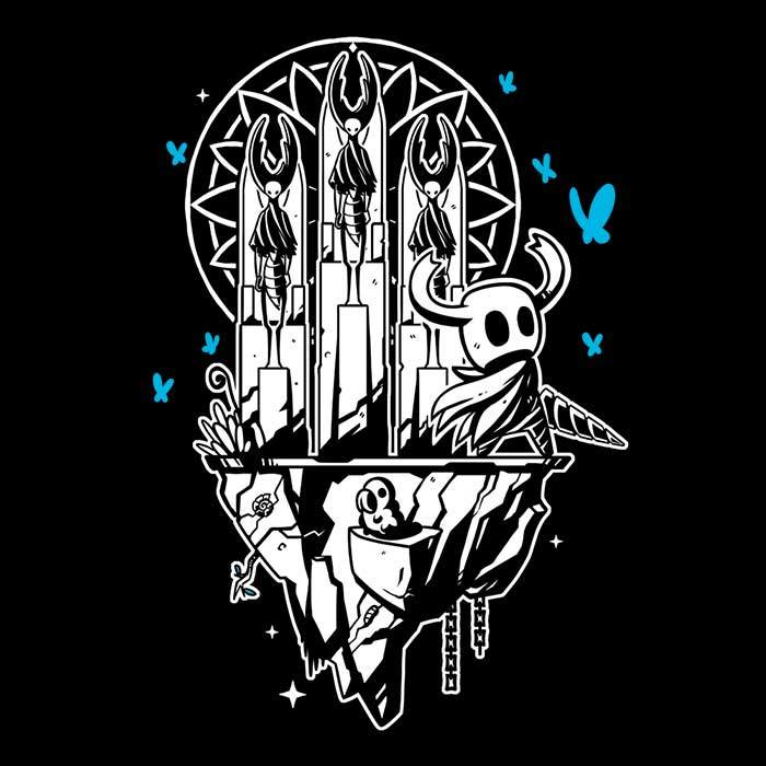 Once Upon a Tee: Bug Knight