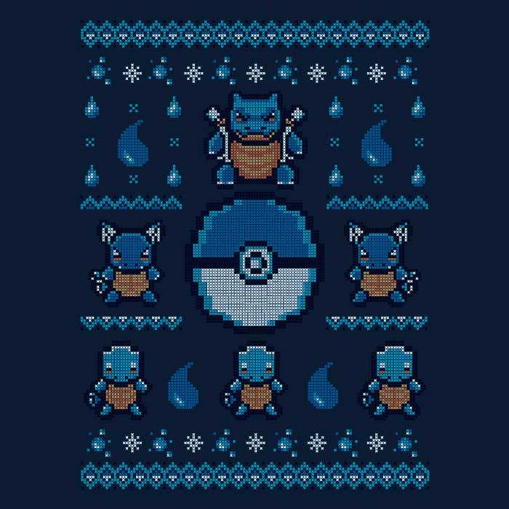 Once Upon a Tee: Water Trainer Sweater