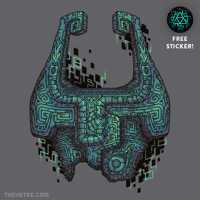 The Yetee: Midna's Curse