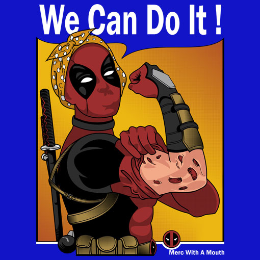 TeeFizz: Deadpool We Can