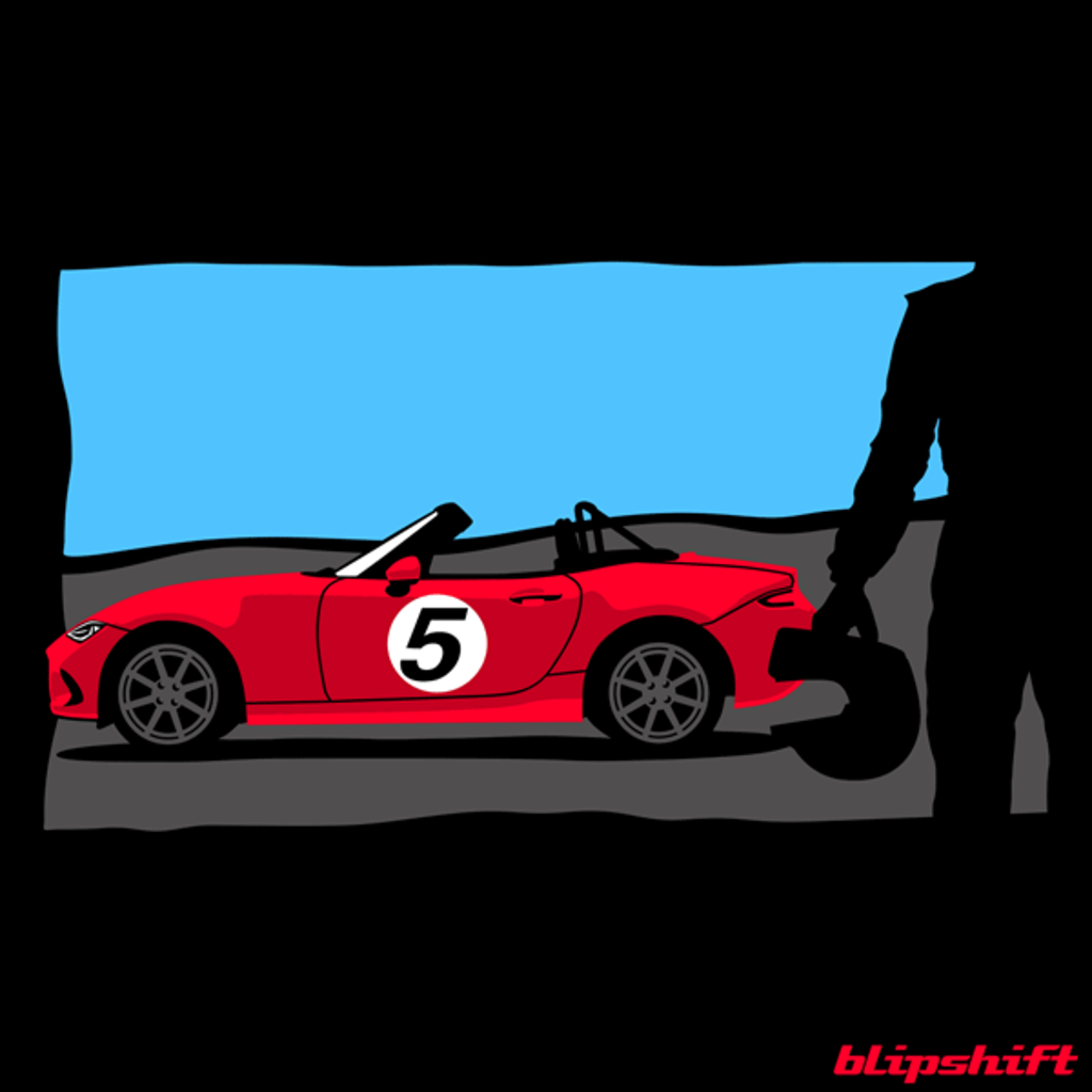 blipshift: Take It To The Track M