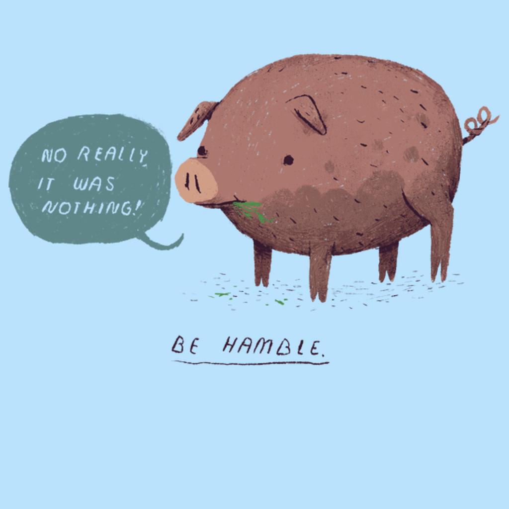NeatoShop: be hamble