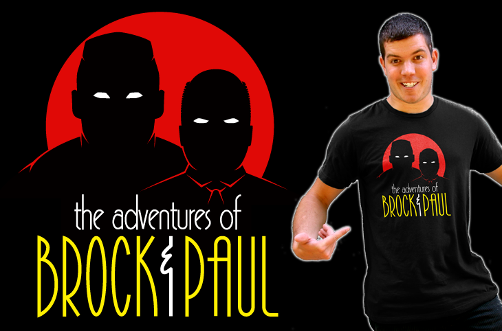 Top Rope Tuesday: Adventures of Brock & Paul