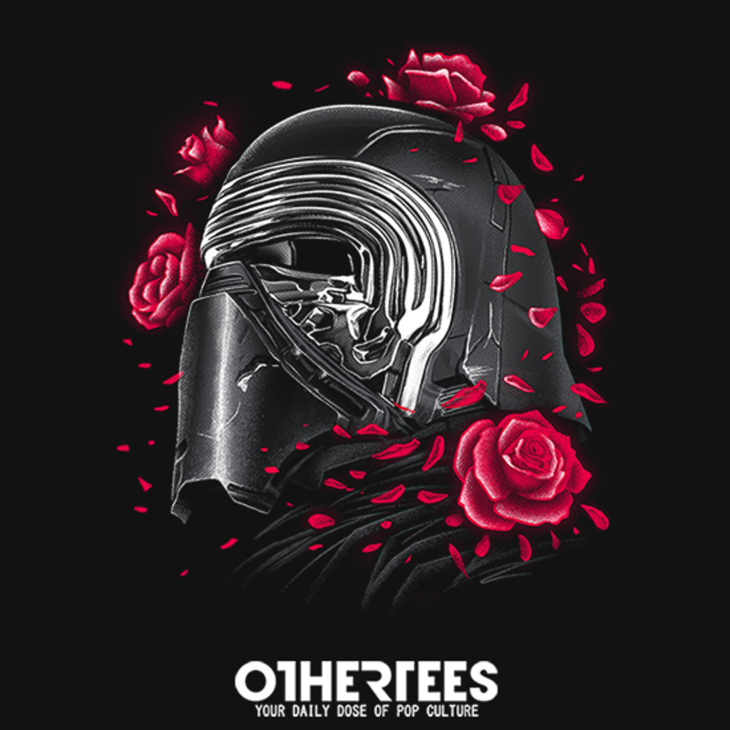 OtherTees: Blooming Dark Son