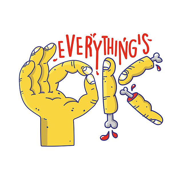 TeePublic: Everything's OK