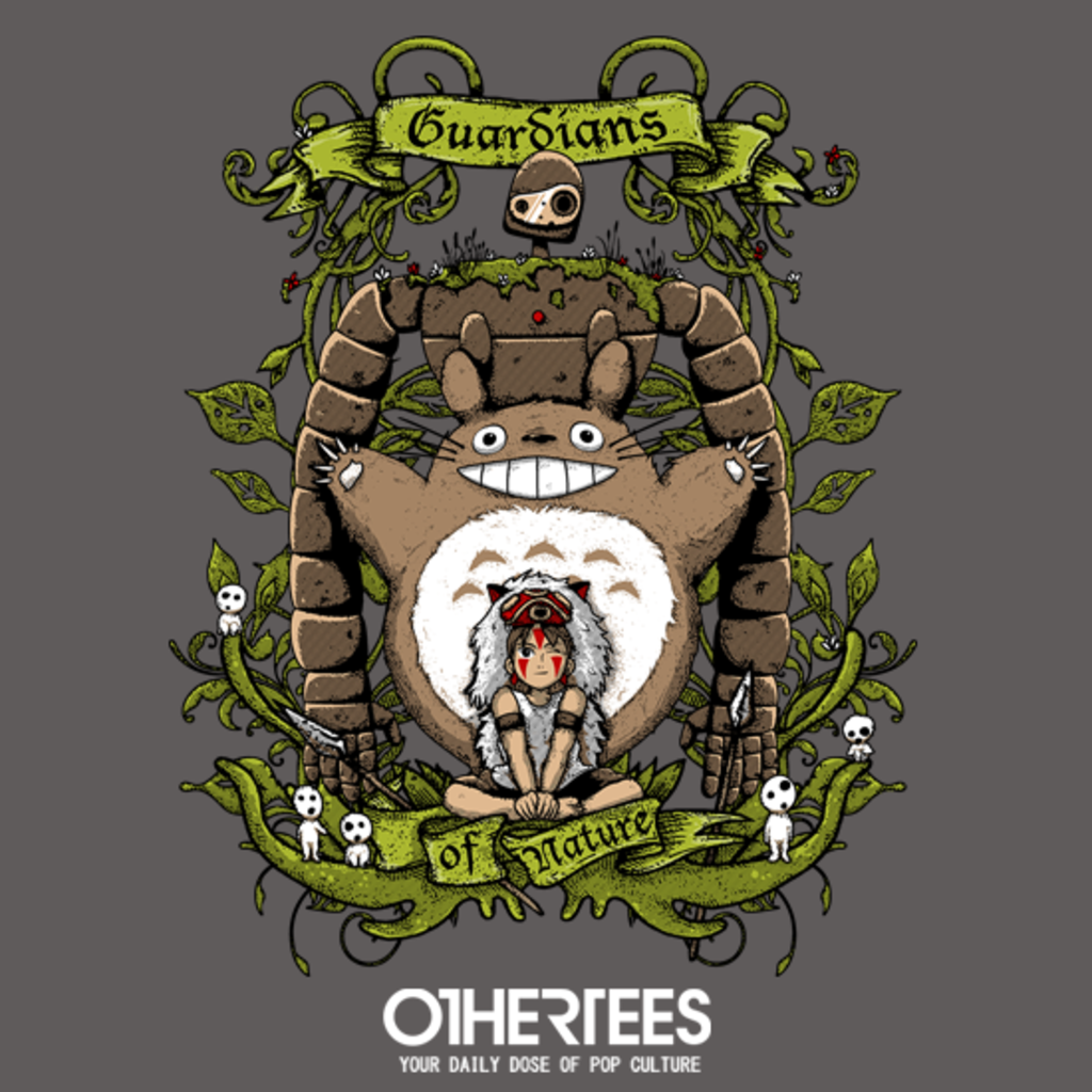 OtherTees: Guardians of Nature