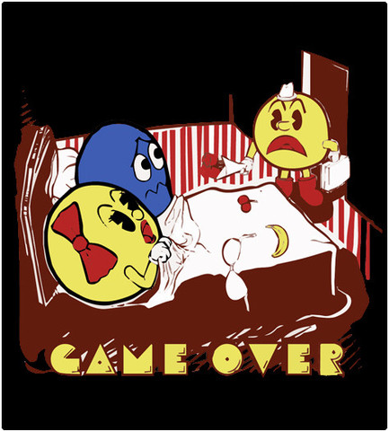 Shirt Battle: Game Over