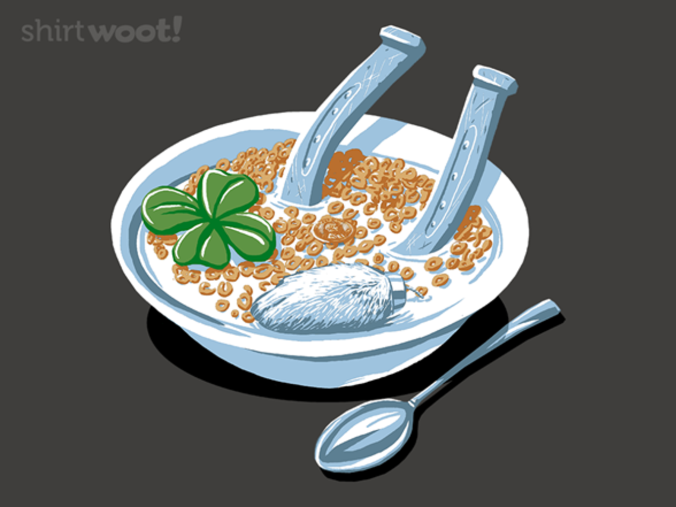 Woot!: Lucky Cereal