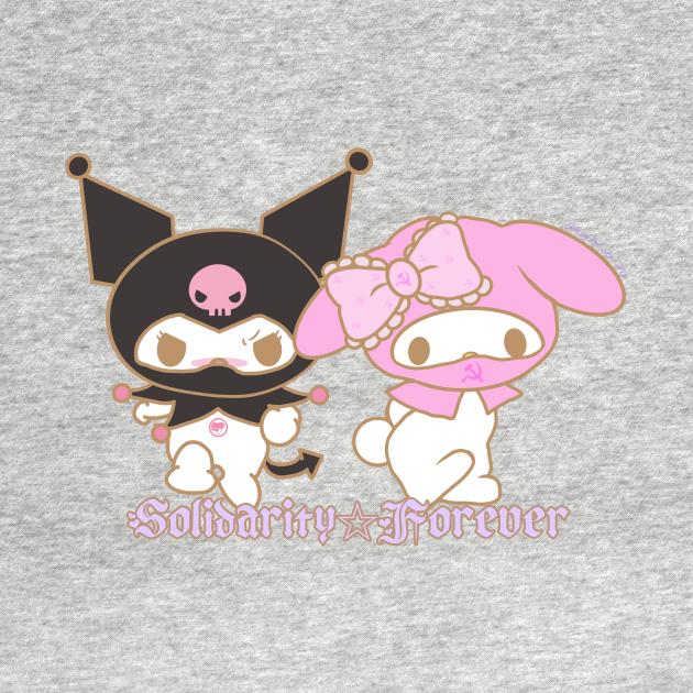 TeePublic: Solidarity☆Forever