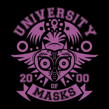 ShirtPunch: University of Masks
