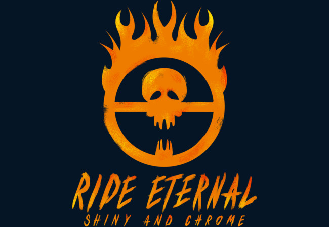 Design by Humans: Ride Eternal