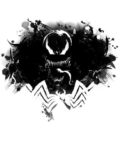 Qwertee: The Symbiote