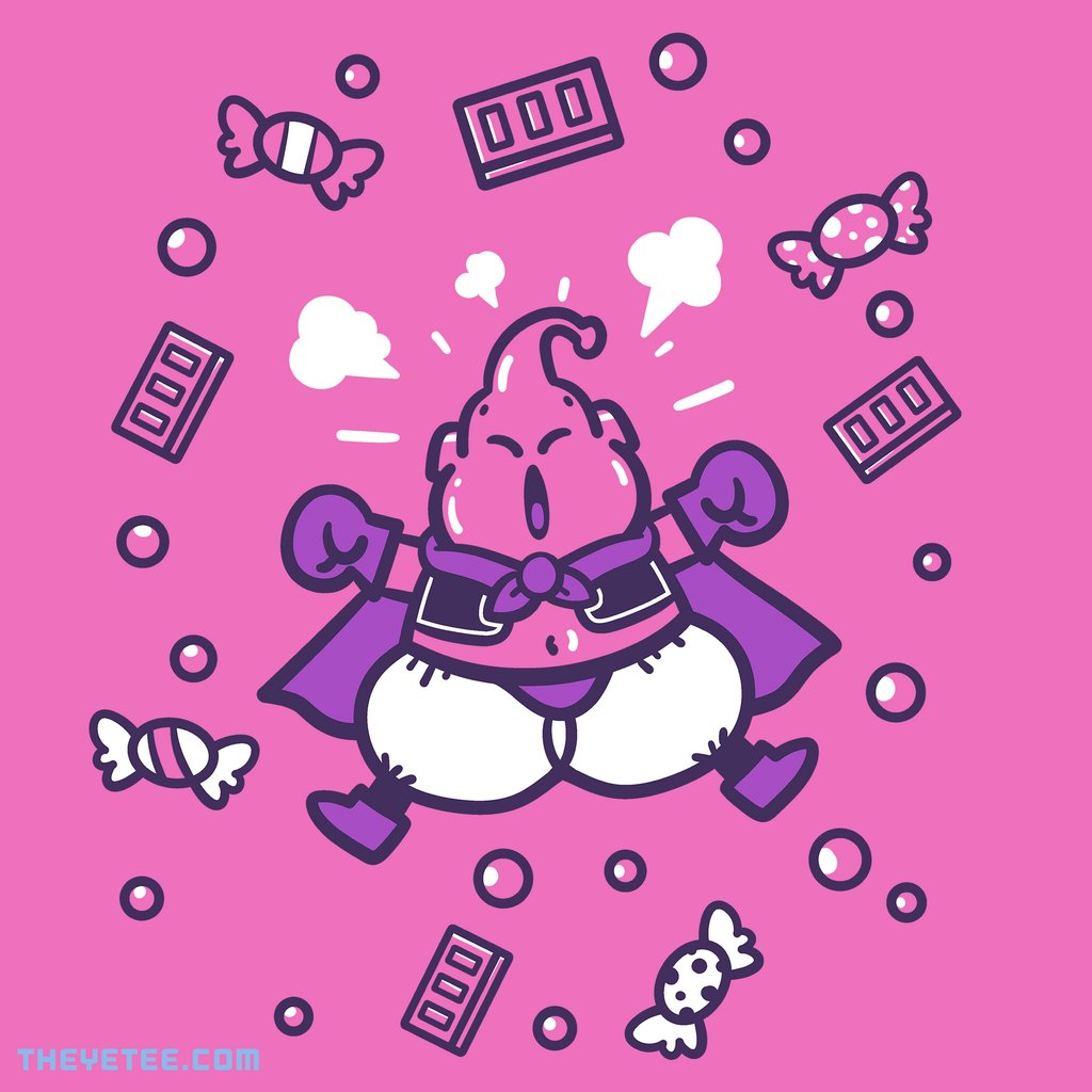The Yetee: I love Chocolate