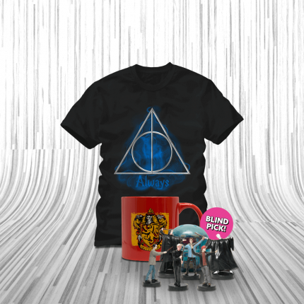 ShirtPunch: Nice One Potter Bundle