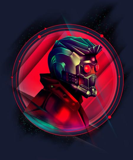 Qwertee: stellar lord