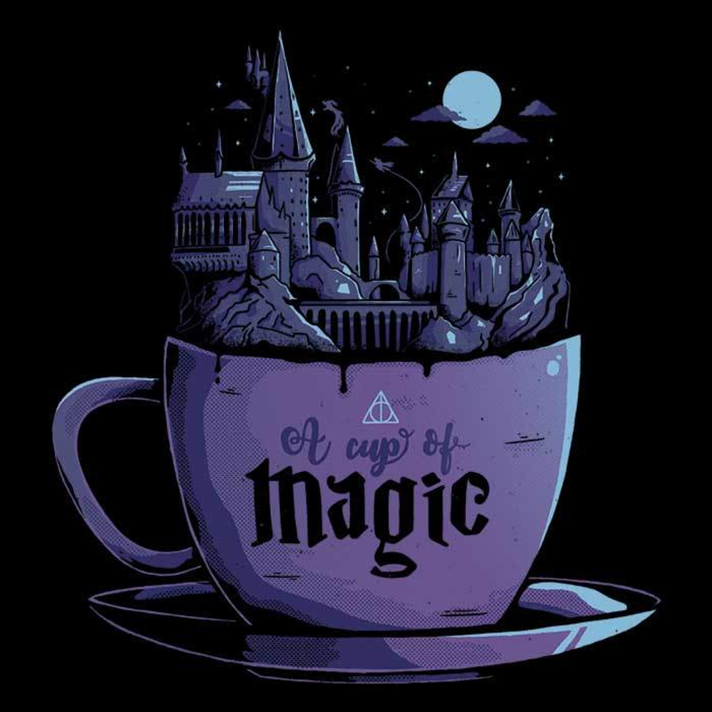 Once Upon a Tee: A Cup of Magic