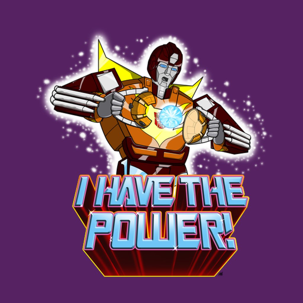 NeatoShop: I have the Power!