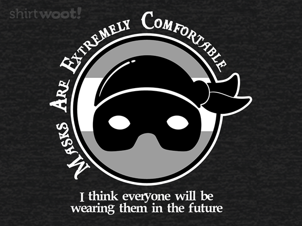 Woot!: Westley's Mask