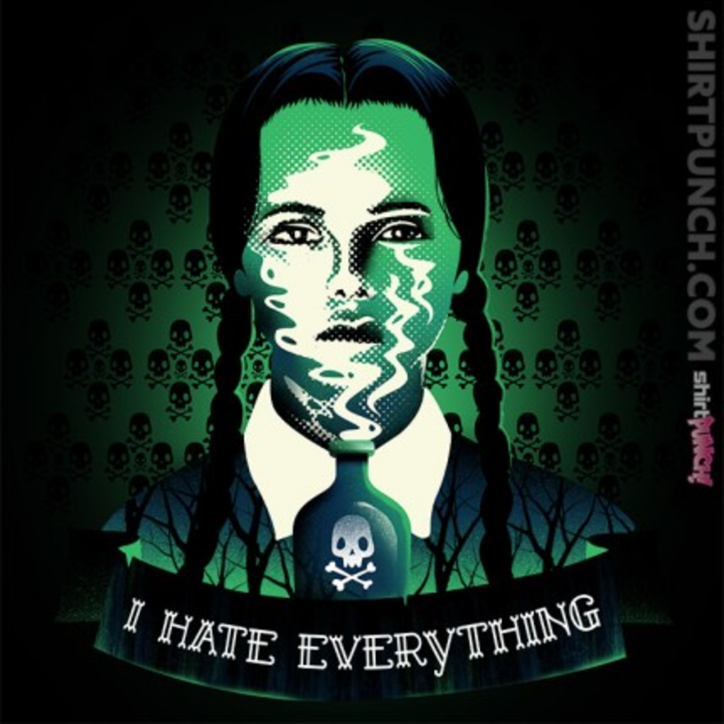 ShirtPunch: I Hate Everything