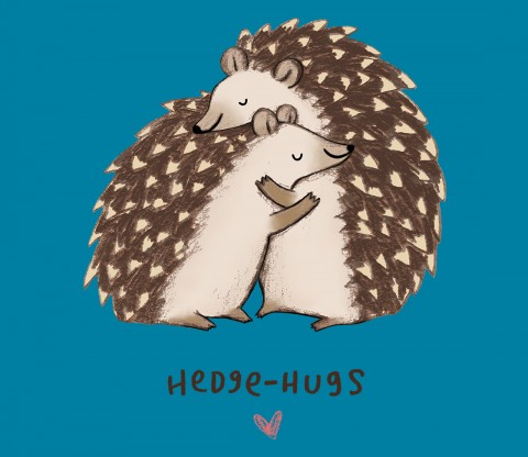 TeeFury: Hedge-hugs