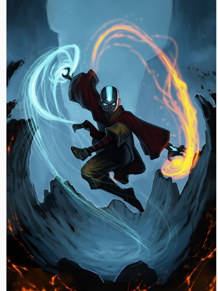 RedBubble: The Last Air Bender