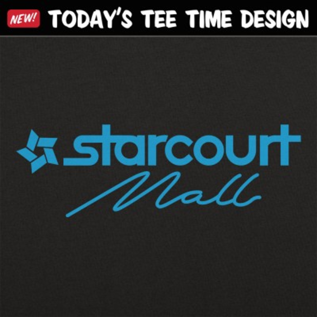 6 Dollar Shirts: Starcourt Mall