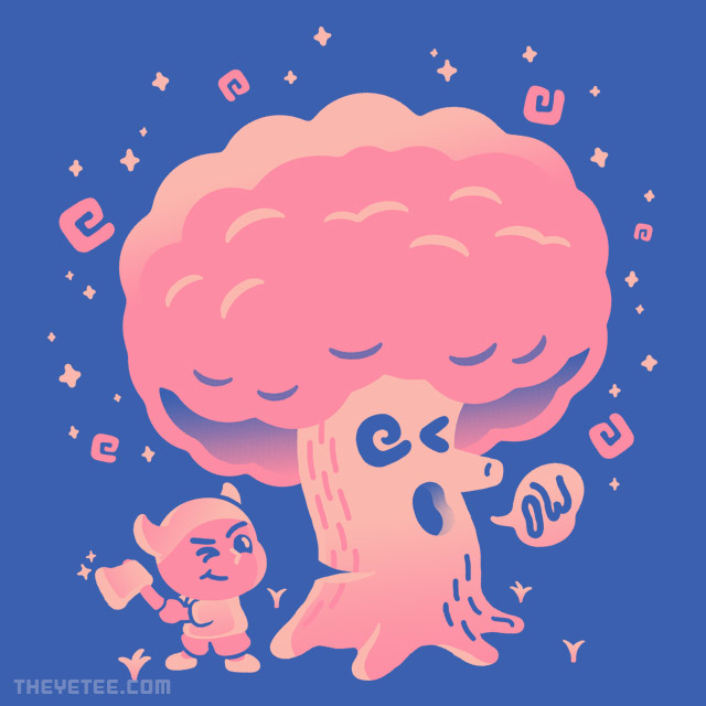 The Yetee: Tree Killer