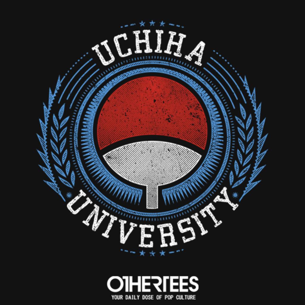 OtherTees: Uchiha University