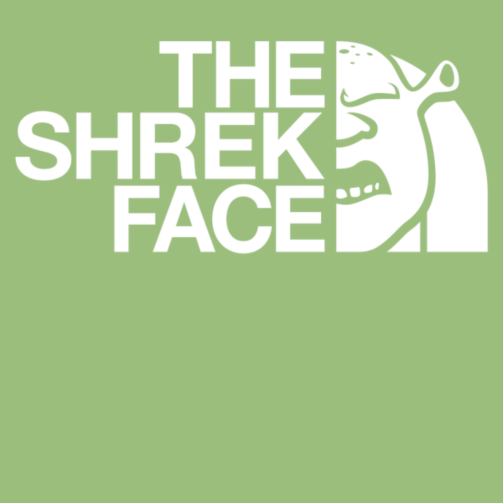 NeatoShop: The Shrek Face - III (Collab with G!R)