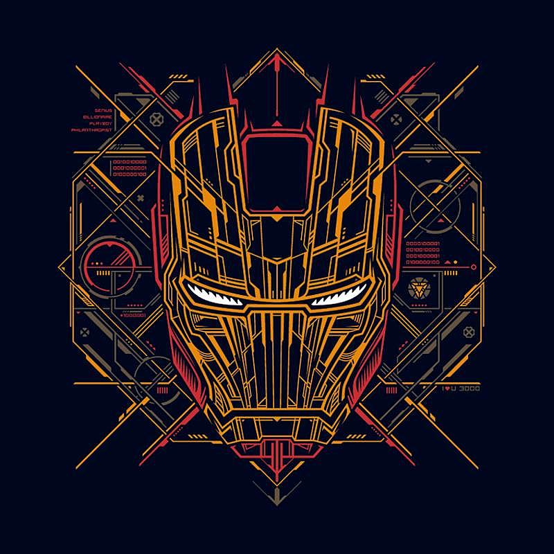 Pampling: Iron Tech
