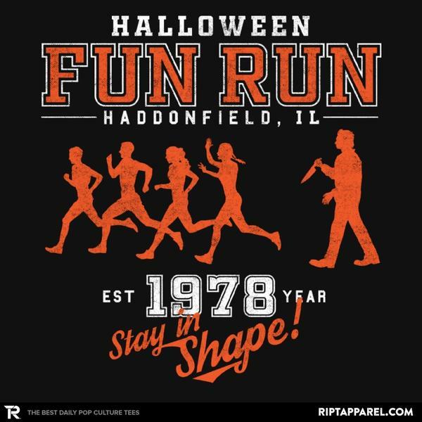 Ript: Halloween Fun Run
