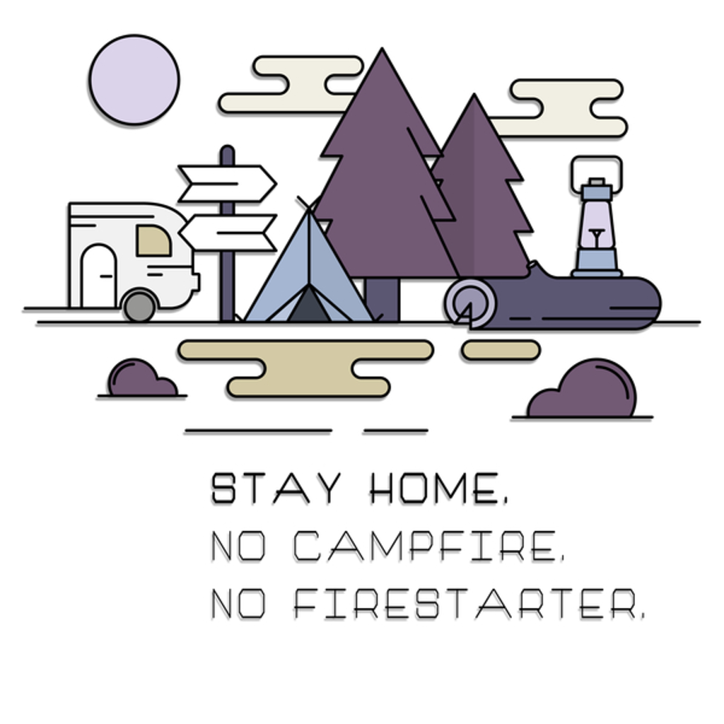 NeatoShop: Stay Home. Camping