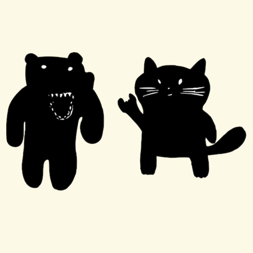 NeatoShop: Bear and Cat