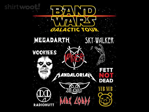 Woot!: Band Wars
