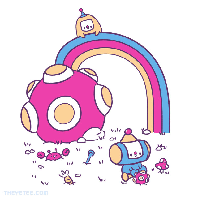 The Yetee: Cosmic Friends