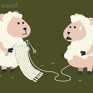 Woot!: Wool Scarf