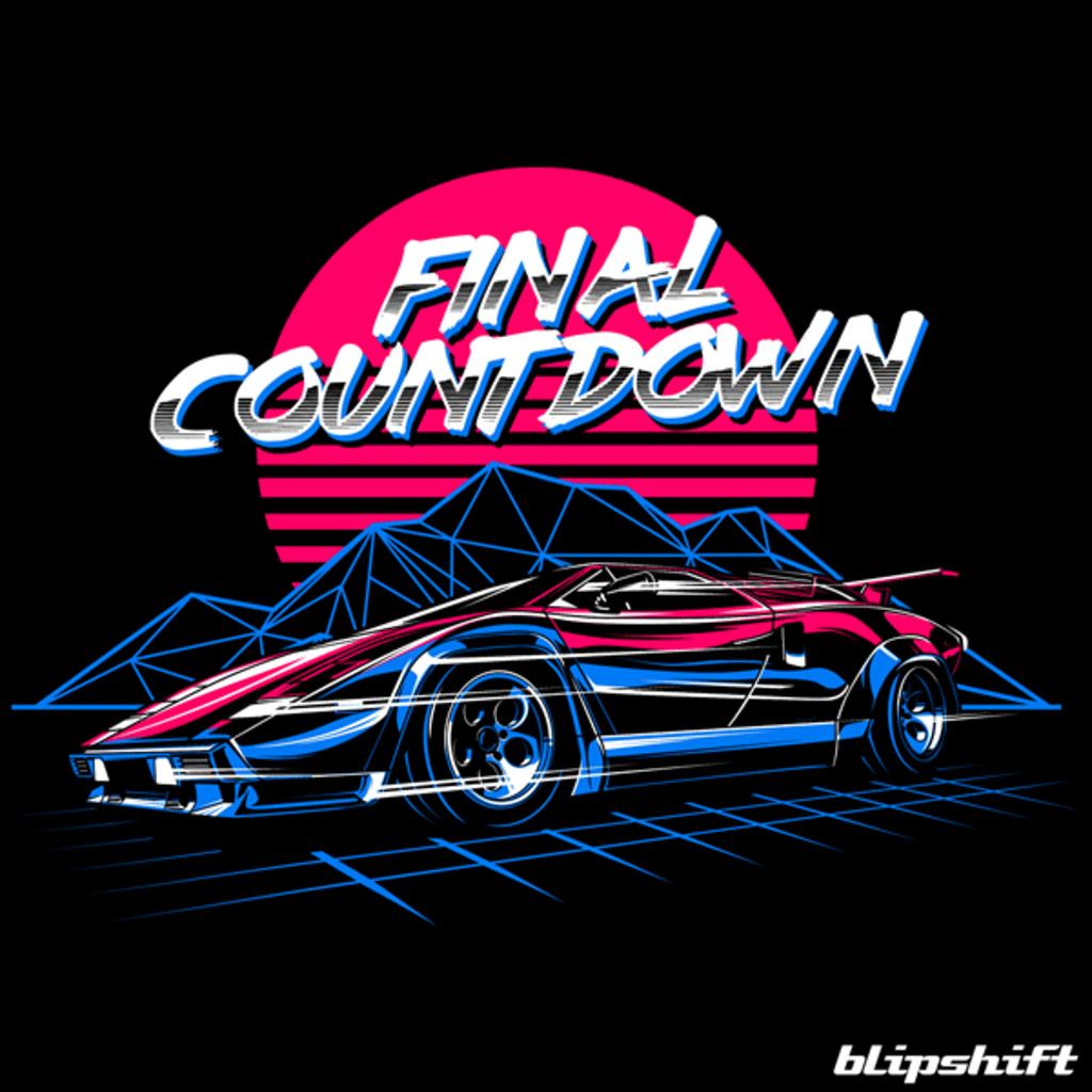 blipshift: Final Countdown