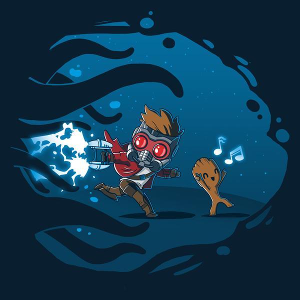 TeeTurtle: Look Out, Groot!