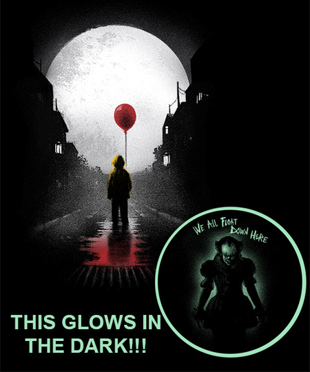 Qwertee: We all float
